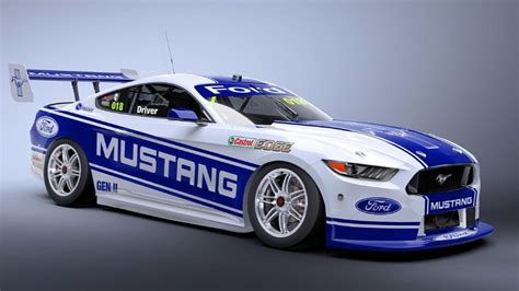 deadline to include ford mustang supercar in 2018 season looms daily telegraph