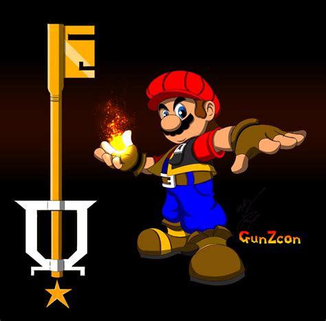 Mushroom Kh Mario Color By Gunzcon On Deviantart