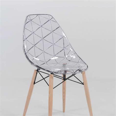 cours de cuisine italienne chaise design coque transparente et bois prisma 4