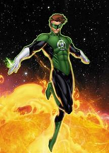 Green Lantern - Green Lantern Fan Art (9910098) - Fanpop
