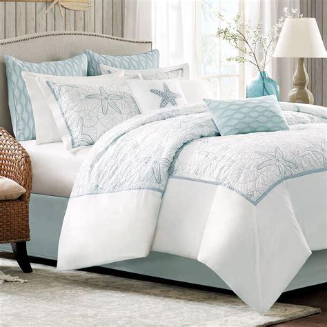 coastal bedding sets bay embroidered coastal comforter bedding
