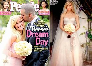 best celebrity wedding dresses With reese witherspoon wedding dress