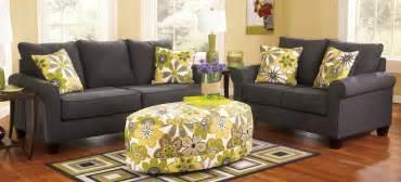 livingroom sets buy furniture 1650138 1650135 set nolana charcoal living room set bringithomefurniture