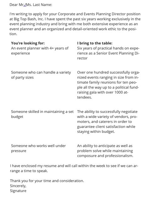 professional cover letter format letters  sample