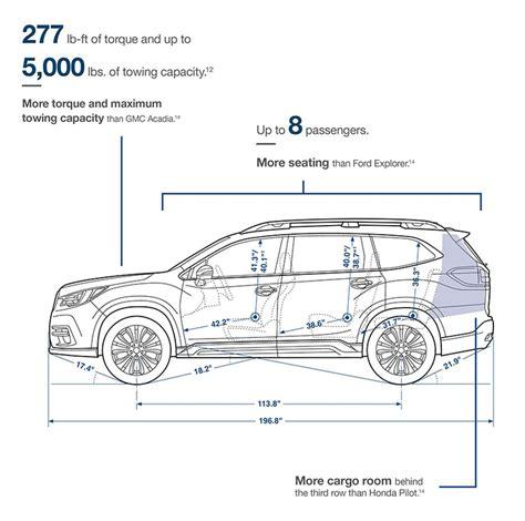 subaru ascent car edcom