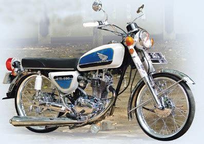 Motor Cb Modifications by Honda Cb 100 76 Pekalongan Modifications To The Concept