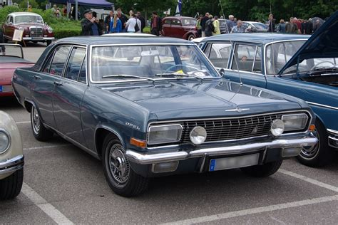 Opel Admiral by Diginpix Entit 233 Opel Admiral