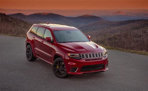 jeep grand trackhawk officially revealed performancedrive