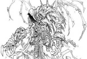 Darksiders 2 Artwork by Death S Reaper Form Video Games Artwork