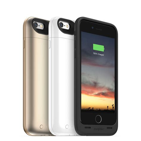 iphone 6 mophie mophie s new juice packs could keep your iphone 6 charged