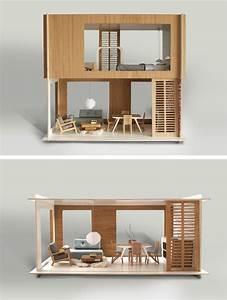 Modern Doll Houses - Mr Printables