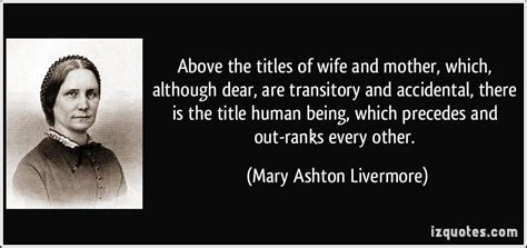 Wife Vs Mother Quotes