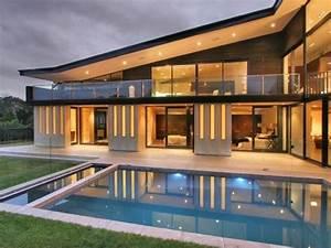 Glass House 2 : 25 amazing modern glass house design ~ Orissabook.com Haus und Dekorationen