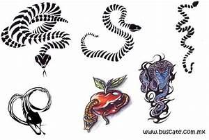 Imagenes y videos de tatuajes de serpientes