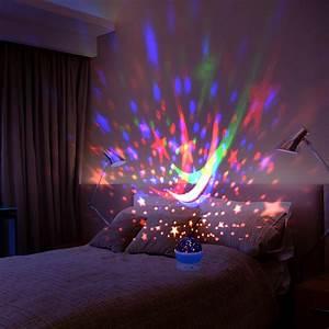Kid, Night, Light, Star, Baby, Room, Bedroom, Led, Sky, Children, Projector, Rotating, Sleep