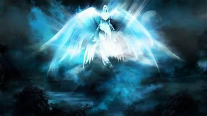 Warcraft Spirit Angel Pc Games Wallpapers