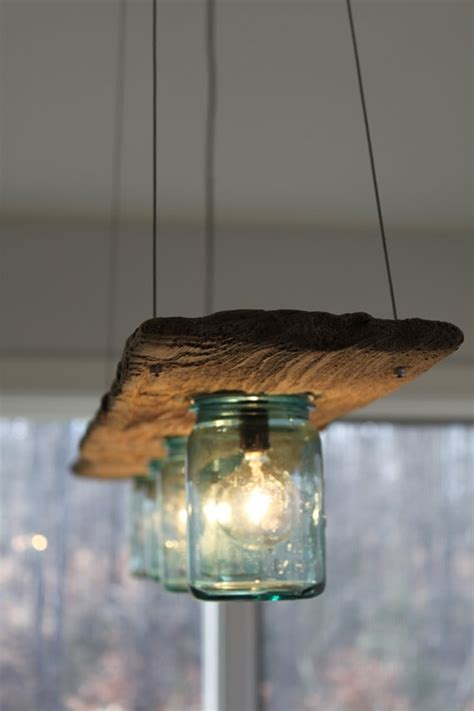 25 beautiful diy wood ls and chandeliers that will