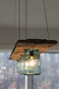 Luminaire Fait Maison : 25 beautiful diy wood lamps and chandeliers that will ~ Melissatoandfro.com Idées de Décoration