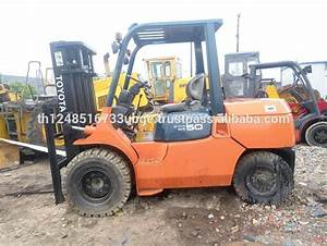 Used Toyota Forklift 5 Ton Cheap Price Good Quality In
