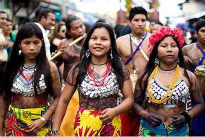 Indigenous Colombia