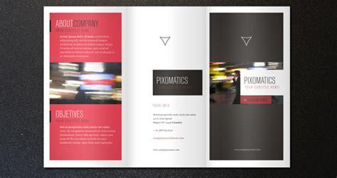corporate tri fold brochure template  brochure