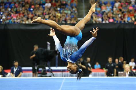 meet simone biles     turn olympic gymnastics