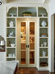 Kitchen pantry ideas to create well managed kitchen at for Kitchen door ideas