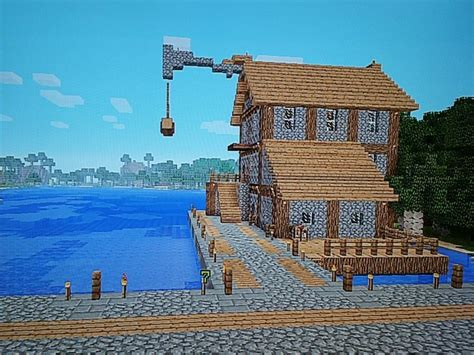 image result  simple boat house minecraft minecraft gebaeude minecraft schloss minecraft haus