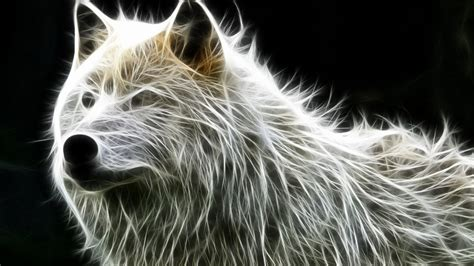 nice animals fractal   photo