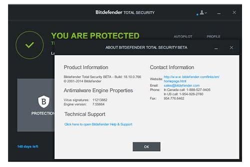 bitdefender total security 2016 crack till 2045