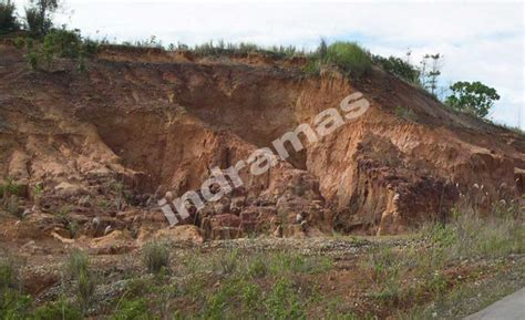 stopping erosion on a slope slope saver erosion control pt indramas enviro karya geo solution products services