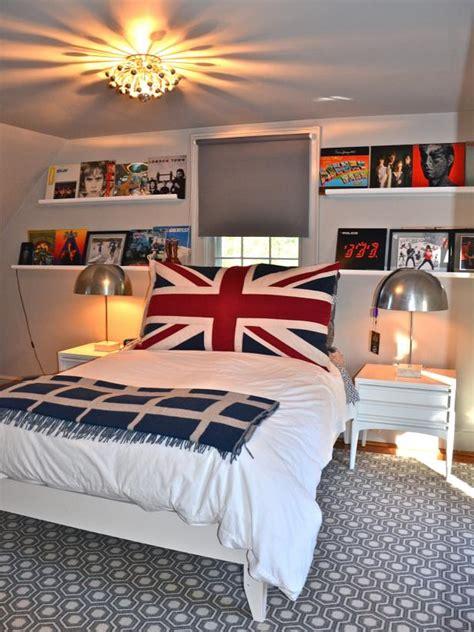 bedroom design ideas  teenagers hgtv
