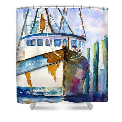 1000 ideas about nautical shower curtains on
