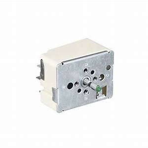 Whirlpool Rf363pxdn0 Surface Infinite Switch  8in Burner