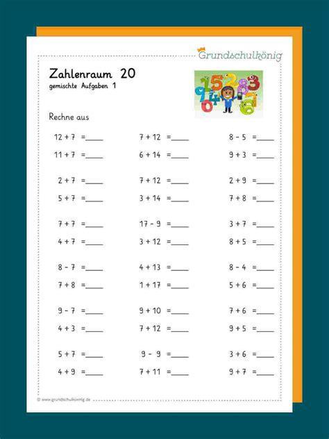 Mathestunde ist ein übungsportal mit angeboten an mathematik übungsmaterial. Matheaufgaben 1 Klasse Ausdrucken Gratis - Matheaufgaben Klasse 2 Arbeitsblatter Zum Ausdrucken ...