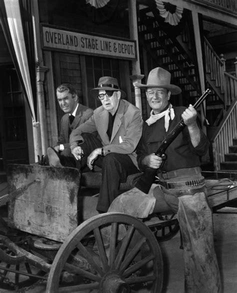 The Man Who Shot Liberty Valance Jimmy Stewart Quotes