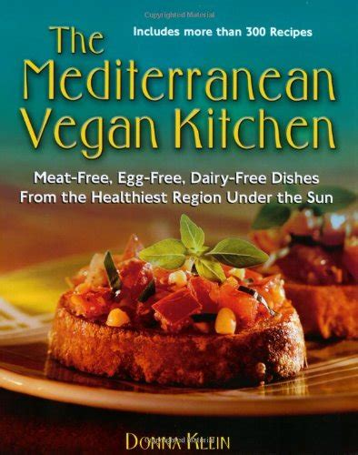 The Mediterranean Vegan Kitchen [repost] Avaxhome
