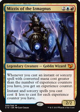 Goblin Commander Deck 2015 by Commander 2015 Edition Decklists Magic The Gathering