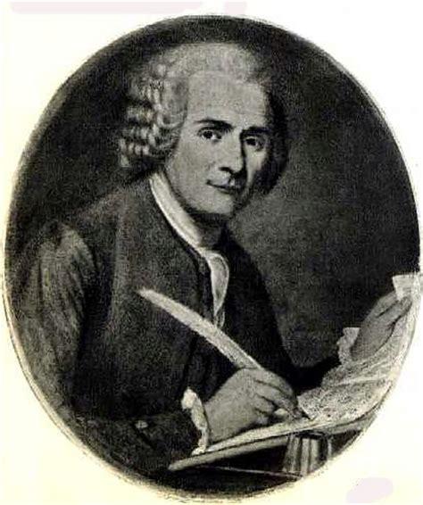Rousseau (4) — Voltaire Et Rousseau  Le Croyant Et L