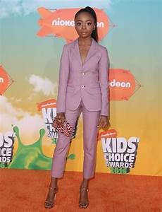 Skai Jackson Picture 28 - Nickelodeon's 2016 Kids' Choice ...