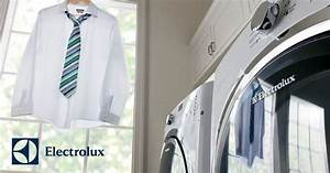 Designed And Crafted At The  Electroluxus Expert Clean Lab