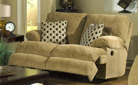 rocker recliner loveseats newport dual rocking reclining seat in pecan chenille
