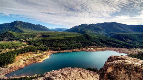 大自然唯美风景图片高清电脑桌面壁纸 -桌面天下(Desktx.com)
