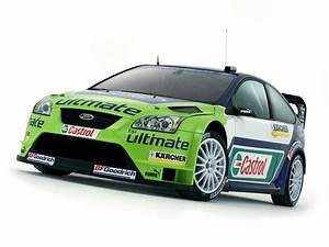 2007 Ford Focus Rs Wrc 06