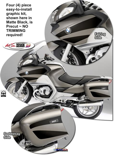 Graphic Kit 2 For Bmw R 1200 Rt Motorcycle