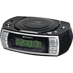 Radiowecker Mit Cd Spieler by Emerson Ckd 2020 Clock Radio W Cd Player