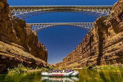 Canyon Grand Rafting River Raft Colorado Trip