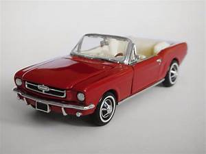 Ford Mustang 1964 : american icons 1 43 collection 1964 ford mustang convertible by franklin mint ~ Medecine-chirurgie-esthetiques.com Avis de Voitures