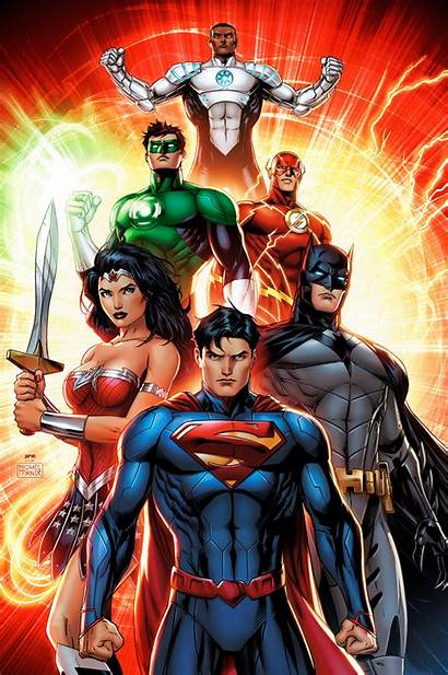 Justice League Bruce Timm Coming Dc Wonder