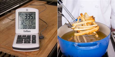 thermometer deep frying thermoworks fries
